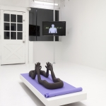 Install Shot from Me, Myself & I  André & Evan Lenox, 2013